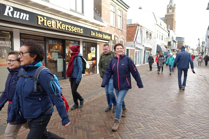 180128 Wandelmarathon Hsp in Egmond (20)