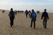 180128 Wandelmarathon Hsp in Egmond (24)